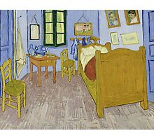 Vincent van Gogh - Bedroom in Arles Photographic Print