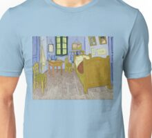 Vincent van Gogh - Bedroom in Arles Unisex T-Shirt
