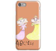 Princesses - ABC '14  iPhone Case/Skin