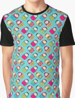 Babushka Dolls Graphic T-Shirt