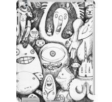 Loved Monsters Inside iPad Case/Skin