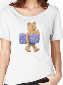 Sweet dreams sleepy bear Women's Relaxed Fit T-Shirt