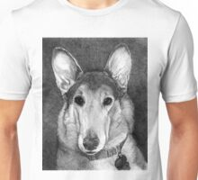 Sable Smooth Collie Unisex T-Shirt