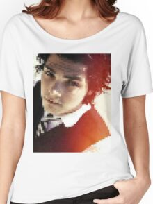 Pixel Way Women's Relaxed Fit T-Shirt