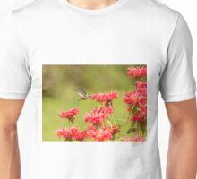 Rubythroated Hummingbird 2014-5 Unisex T-Shirt