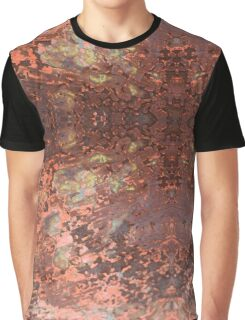 Rusted peeling paint - 2011 Graphic T-Shirt