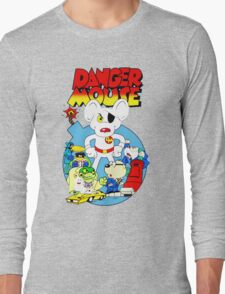 Danger Mouse Long Sleeve T-Shirt