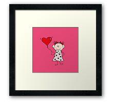 Valentine 14 Framed Print