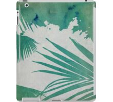 green ink - I iPad Case/Skin