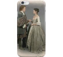 Outlander stamp/Outlander Wedding iPhone Case/Skin