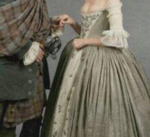 Outlander stamp/Outlander Wedding Sticker