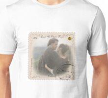 Outlander stamp/Jamie & Claire Fraser/Diana Gabaldon Unisex T-Shirt