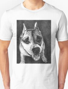 American Staffordshire Terrier Unisex T-Shirt