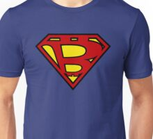 Bitcoin Superman Unisex T-Shirt