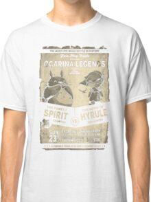 Totoro Zelda Classic T-Shirt