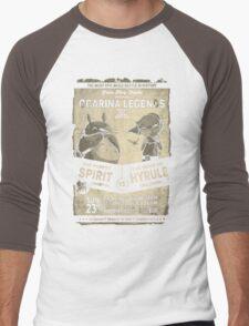 Totoro Zelda Men's Baseball ¾ T-Shirt