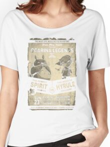Totoro Zelda Women's Relaxed Fit T-Shirt