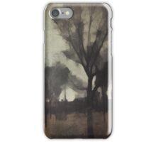 the soul of desert - III iPhone Case/Skin