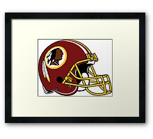 Washington Redskins Framed Print