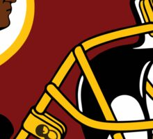 Washington Redskins Sticker