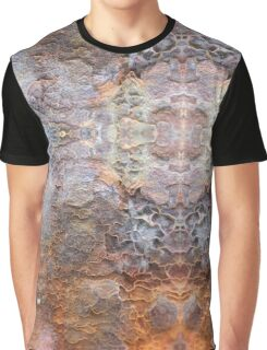 Rust and salt - 2010 Graphic T-Shirt