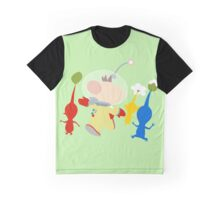 Smash Bros - Olimar Graphic T-Shirt