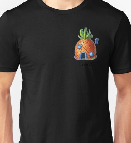 Live It' Unisex T-Shirt