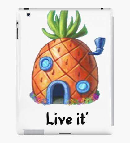 Live It' iPad Case/Skin
