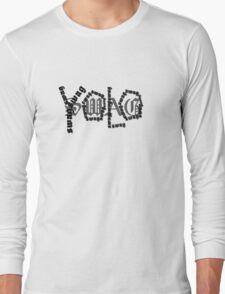 YOLO swag Long Sleeve T-Shirt