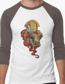 Thranduil Byzantine-ish Men's Baseball ¾ T-Shirt