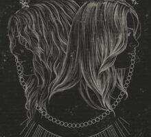 Cordelia Foxx // Misty Day Sticker