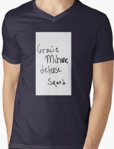 gracie mchone Mens V-Neck T-Shirt