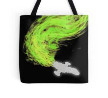 Firefly in Flight Tote Bag