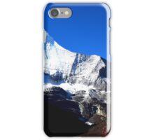 ice mountain iPhone Case/Skin