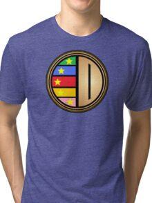 Gosei Sentai Dairanger Symbol Tri-blend T-Shirt