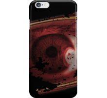 TV eye iPhone Case/Skin
