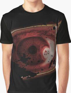 TV eye Graphic T-Shirt