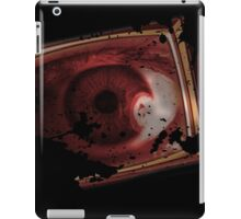 TV eye iPad Case/Skin