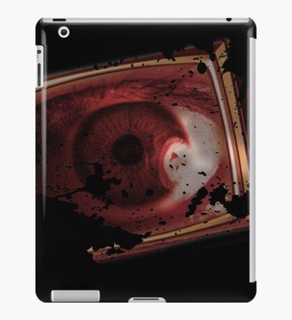 TV eye iPad Case/Skin