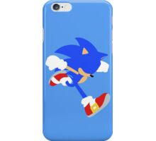 Smash Bros - Sonic iPhone Case/Skin