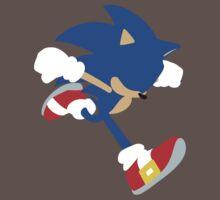 Smash Bros - Sonic One Piece - Short Sleeve