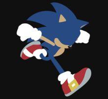 Smash Bros - Sonic Kids Tee