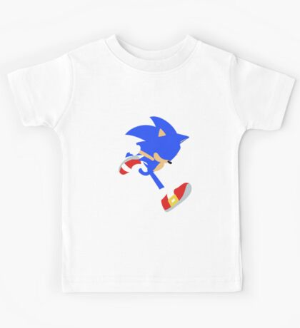 Smash Bros - Sonic Kids Tee