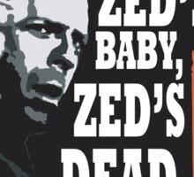 Zed's Dead Sticker