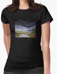 Country Road S.A. Womens Fitted T-Shirt