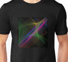Rainbow Spiral Graphic Unisex T-Shirt