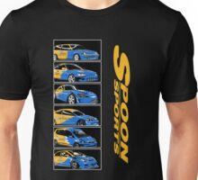 Spoon Sport Generation Unisex T-Shirt