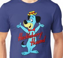 Huckleberry Hound Doggie Unisex T-Shirt