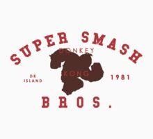 Donkey Kong - Super Smash Bros. by Elysian Shop