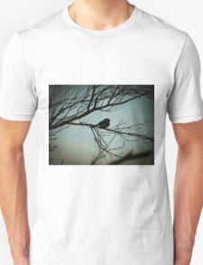 A Blue Wren at Dusk Unisex T-Shirt